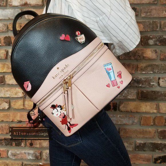 Kate Spade New York Minnie Mouse Disney Backpack